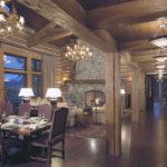Dinner_Table_Log_House
