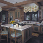 Kitchen_Log_House