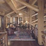 Loft_Log_House